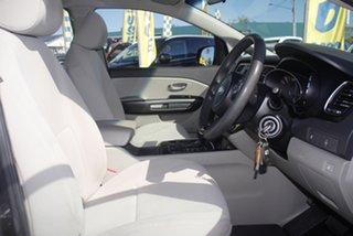 2016 Kia Carnival YP MY16 S Platinum Graphite 6 Speed Sports Automatic Wagon