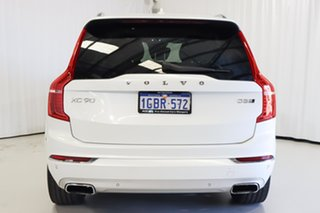 2016 Volvo XC90 L Series MY16 D5 Geartronic AWD Inscription White 8 Speed Sports Automatic Wagon