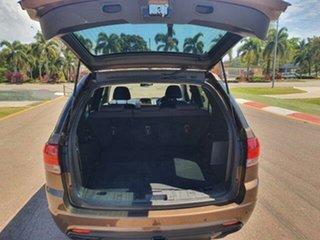 2015 Ford Territory SZ MkII TX Seq Sport Shift AWD Archon Bronze 6 Speed Sports Automatic Wagon