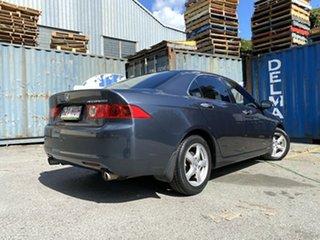 2004 Honda Accord Euro CL Grey 6 Speed Manual Sedan.