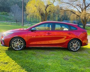 2021 Kia Cerato BD MY21 GT DCT Runway Red 7 Speed Manual Hatchback
