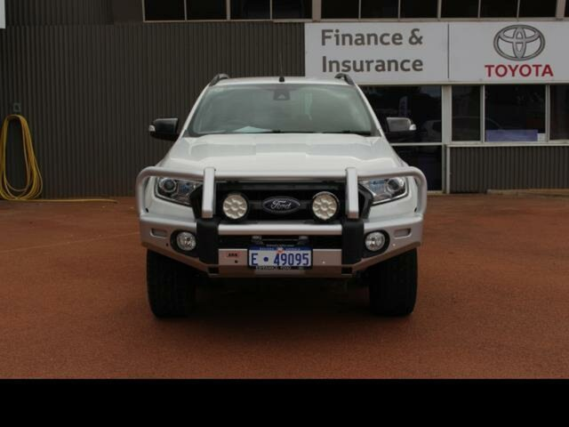 Used Ford Ranger Esperance, 2015 Ford Ranger FORD RANGER 2015.00 DOUBLE PU WILDTRAK . 3.2D 6A 4X4 (IXBW9B Cool White