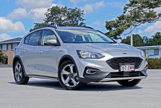 2019 Ford Focus SA 2019.25MY Active Silver 8 Speed Automatic Hatchback.