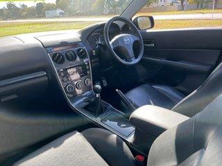 2006 Mazda 6 GG1032 Luxury Sports Grey 6 Speed Manual Hatchback