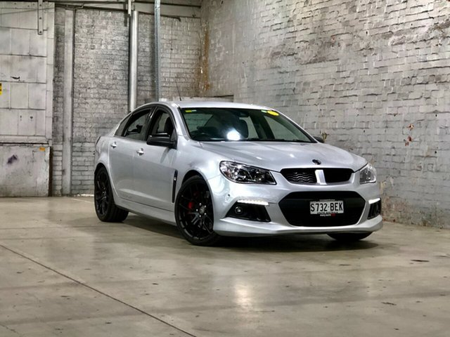 Used Holden Special Vehicles ClubSport Gen-F MY14 R8 Mile End South, 2014 Holden Special Vehicles ClubSport Gen-F MY14 R8 Silver 6 Speed Sports Automatic Sedan