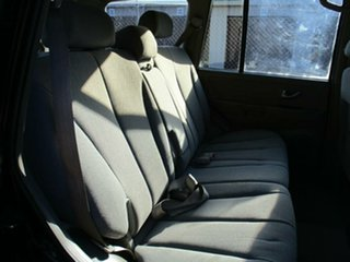 2005 Hyundai Terracan HP MY05 Black 5 Speed Manual Wagon