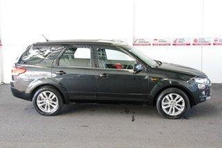 2014 Ford Territory SZ TS (RWD) Grey 6 Speed Automatic Wagon