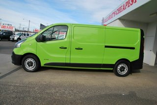 2015 Renault Trafic X82 LWB Green 6 Speed Manual Van.
