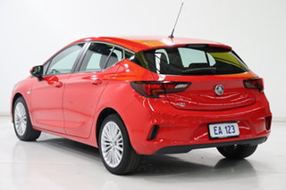 2018 Holden Astra BK MY18.5 R+ Red 6 Speed Sports Automatic Hatchback