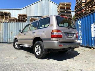 2005 Toyota Landcruiser UZJ100R GXL Gold 5 Speed Manual Wagon