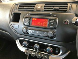 2012 Kia Rio UB MY12 S Blue 4 Speed Sports Automatic Hatchback
