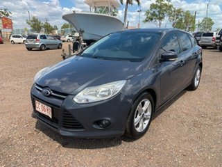2013 Ford Focus Trend Grey 4 Speed Auto Active Select Hatchback.