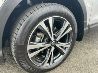2019 Nissan Qashqai J11 Series 3 MY20 ST-L X-tronic Silver 1 Speed Constant Variable Wagon