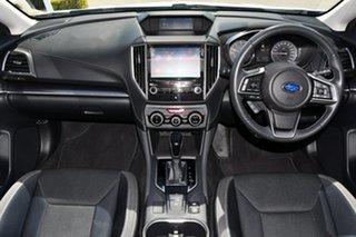 2018 Subaru Impreza G5 MY18 2.0i-L CVT AWD White 7 Speed Constant Variable Sedan.