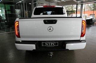 2019 Mercedes-Benz X-Class 470 X250d 4MATIC Progressive White 7 Speed Sports Automatic Utility