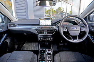 2019 Ford Focus SA 2019.25MY Active Silver 8 Speed Automatic Hatchback