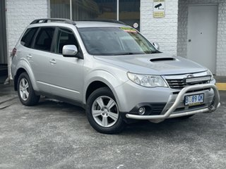 2010 Subaru Forester S3 MY10 2.0D AWD Silver 6 Speed Manual Wagon.