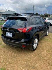 2013 Mazda CX-5 KE1031 MY13 Grand Touring SKYACTIV-Drive AWD Black 6 Speed Sports Automatic Wagon