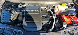 2013 Holden Captiva CG Series II MY12 5 Black 6 Speed Manual Wagon.
