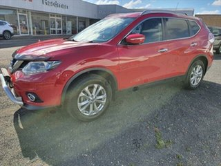 2015 Nissan X-Trail T32 ST-L X-tronic 2WD Red 7 Speed Constant Variable Wagon.