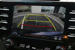 2018 Toyota Camry AXVH71R Ascent Sport Eclipse Black 6 Speed Constant Variable Sedan Hybrid