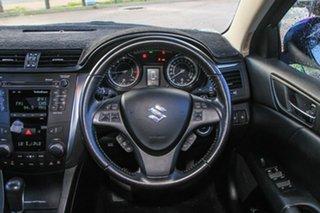 2012 Suzuki Kizashi FR MY11 Prestige White 6 Speed Constant Variable Sedan