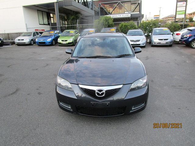 Used Mazda 3 BK MY06 Upgrade Maxx Coorparoo, 2006 Mazda 3 BK MY06 Upgrade Maxx Grey 4 Speed Auto Activematic Sedan