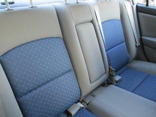 2004 Mazda 3 BK10F1 Neo Blue 5 Speed Manual Sedan