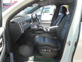 2018 Porsche Cayenne 9YA MY19 Tiptronic White 8 Speed Sports Automatic Wagon
