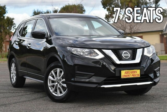 Used Nissan X-Trail T32 Series II ST X-tronic 2WD Melrose Park, 2018 Nissan X-Trail T32 Series II ST X-tronic 2WD Black 7 Speed Constant Variable Wagon