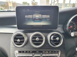 2017 Mercedes-Benz GLC-Class X253 807MY GLC250 d 9G-Tronic 4MATIC Red 9 Speed Sports Automatic Wagon