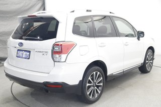 2017 Subaru Forester S4 MY17 XT CVT AWD Premium White 8 Speed Constant Variable Wagon