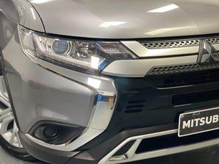 2019 Mitsubishi Outlander ZL MY19 ES 2WD Grey 6 Speed Constant Variable Wagon.