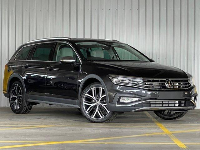 Demo Volkswagen Passat 3C (B8) MY21 Alltrack DSG 4MOTION 162TSI Premium Moorabbin, 2021 Volkswagen Passat 3C (B8) MY21 Alltrack DSG 4MOTION 162TSI Premium Grey 7 Speed