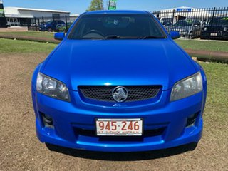 2009 Holden Commodore VE MY09.5 SV6 Blue 6 Speed Manual Sedan.