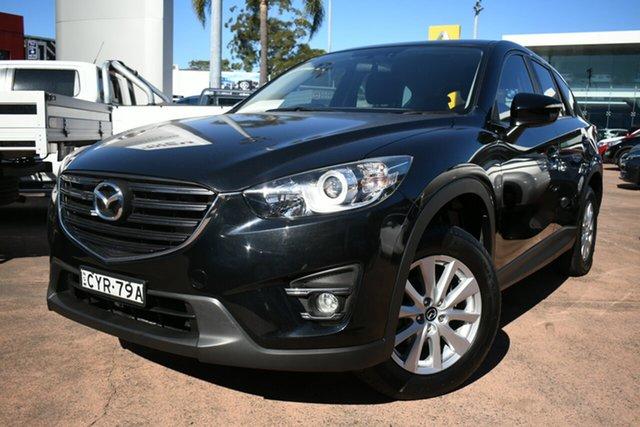 Used Mazda CX-5 MY13 Upgrade Maxx Sport (4x2) Brookvale, 2015 Mazda CX-5 MY13 Upgrade Maxx Sport (4x2) Black 6 Speed Automatic Wagon