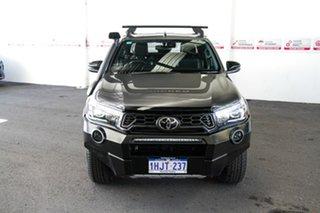 Toyota Hilux Graphite Dual Cab.