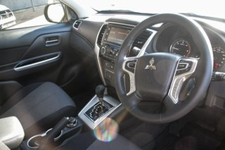 2021 Mitsubishi Triton MR MY22 GLS Double Cab Sterling Silver 6 Speed Sports Automatic Utility
