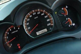2015 Toyota Hilux KUN26R MY14 SR5 Double Cab Black 5 Speed Automatic Utility