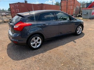 2013 Ford Focus Trend Grey 4 Speed Auto Active Select Hatchback