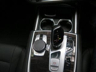 2019 BMW 730Ld G12 30LD Black 8 Speed Automatic Sedan