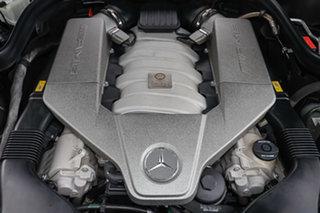 2010 Mercedes-Benz E-Class W212 E63 AMG SPEEDSHIFT MCT Obsidian Black 7 Speed Sports Automatic Sedan