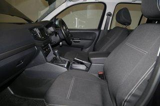 2019 Volkswagen Amarok 2H MY20 TDI550 4MOTION Perm Core Blue 8 Speed Automatic Utility