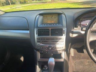 2008 Ford Falcon FG G6 Grey 5 Speed Sports Automatic Sedan