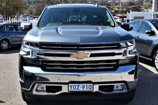 2021 Chevrolet Silverado T1 MY21 1500 LTZ Premium Pickup Crew Cab W/Tech Pack Grey 10 Speed.