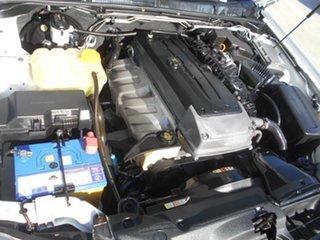 2010 Ford Falcon FG XT White 5 Speed Automatic Sedan