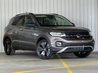 2021 Volkswagen T-Cross C1 MY21 85TSI DSG FWD CityLife Grey 7 Speed Sports Automatic Dual Clutch.