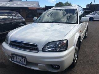 2002 Subaru Outback B3A MY02 H6 AWD 4 Speed Automatic Wagon.