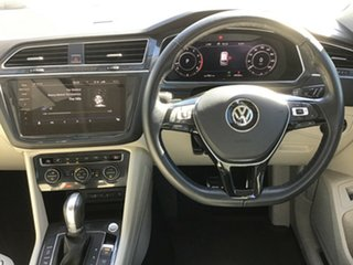 2017 Volkswagen Tiguan 5N MY17 162TSI DSG 4MOTION Highline Bronze 7 Speed