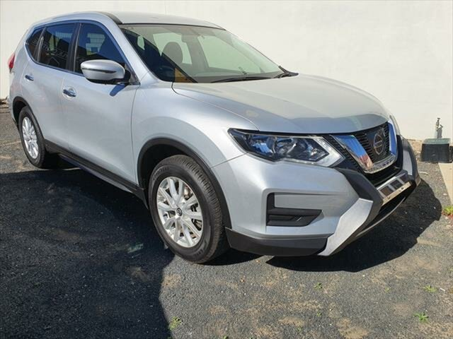 Used Nissan X-Trail T32 ST X-tronic 2WD Armidale, 2017 Nissan X-Trail T32 ST X-tronic 2WD Brilliant Silver 7 Speed Constant Variable Wagon